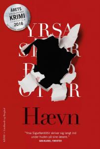 Huldar og Freyja serien, Yrsa Sigurdardóttir, hævn, islandsk krimi, krimi, krimiserie