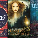 Hekseri, mystik og spænding – bøger til unge, modige læsere