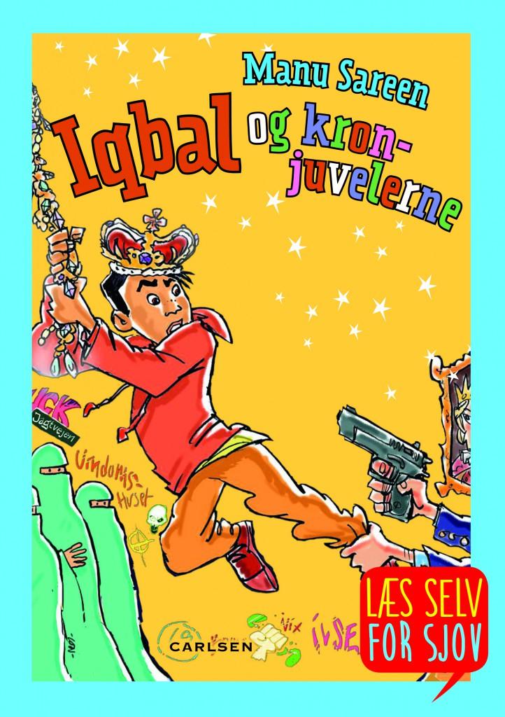 Iqbal Farooq_kronjuvelerne cover.indd