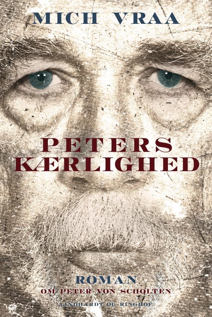 Peter von Scholten, Mich Vraa, Historisk roman, Dansk Vestindien