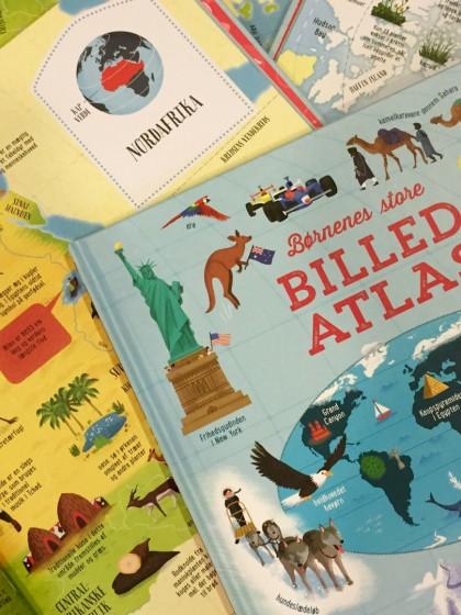 Atlas for børn