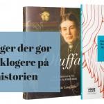 5 fagbøger der gør dig klogere på historien