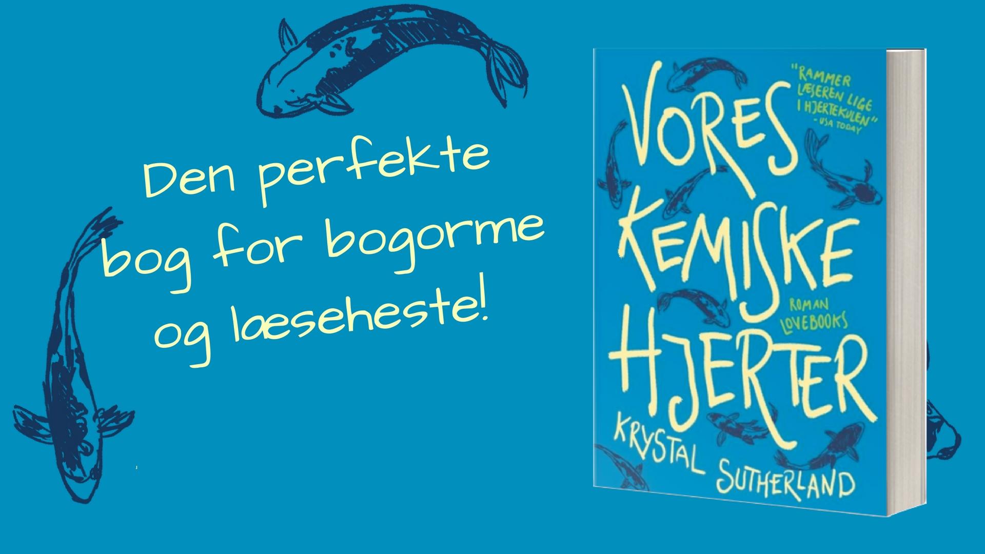 Den perfekte bog for bogorme og læseheste!