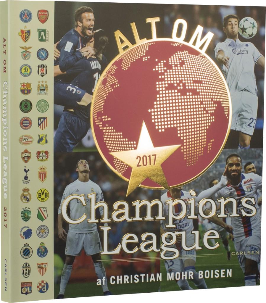 Pack med ryg Alt om Champions League
