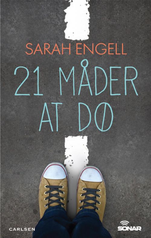 sonar serie ungdomsbøger realisme sarah engell 21 måder at dø, young adult-bøger