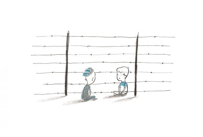 Drengen i den stribede pyjamas, john boyne, holocaust, 2. verdenskrig