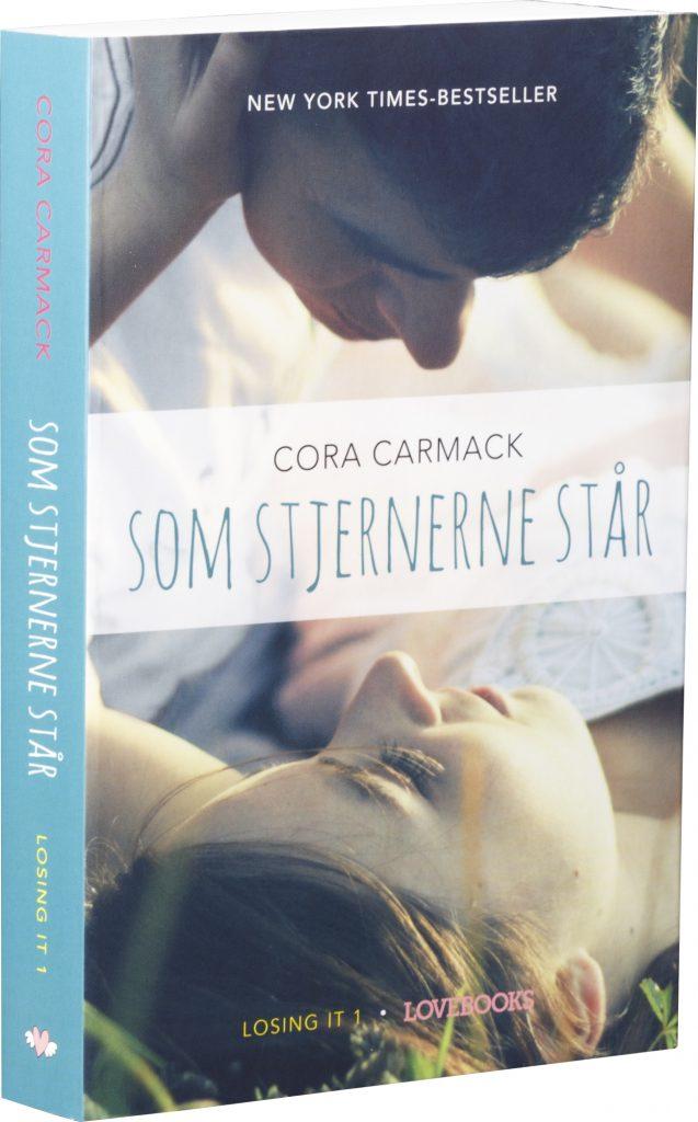 som stjernerne står, losing-it, cora carmack