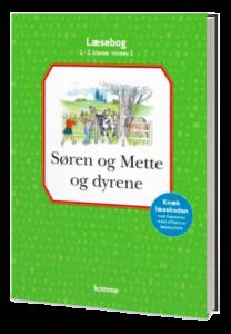 Søren og Mette, letlæsning, læsetart