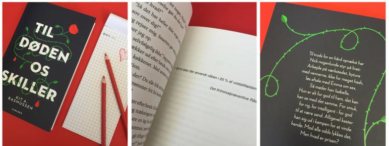 Til døden os skiller, young adult-bøger, Kit A. Rasmussen