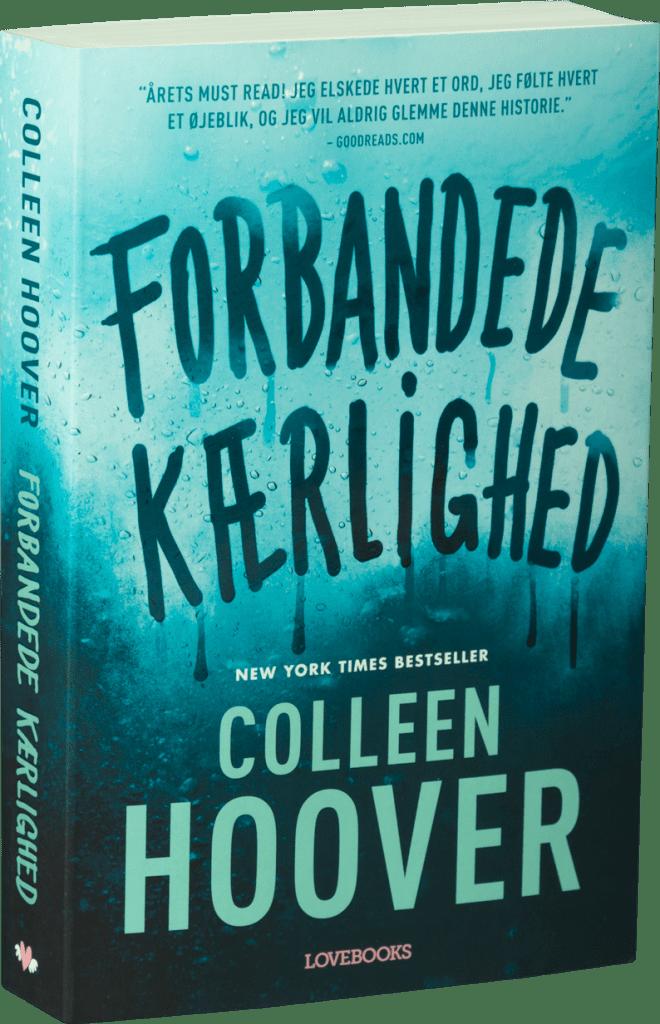 Colleen Hoover halv pris, kærlighedsromaner til halv pris
