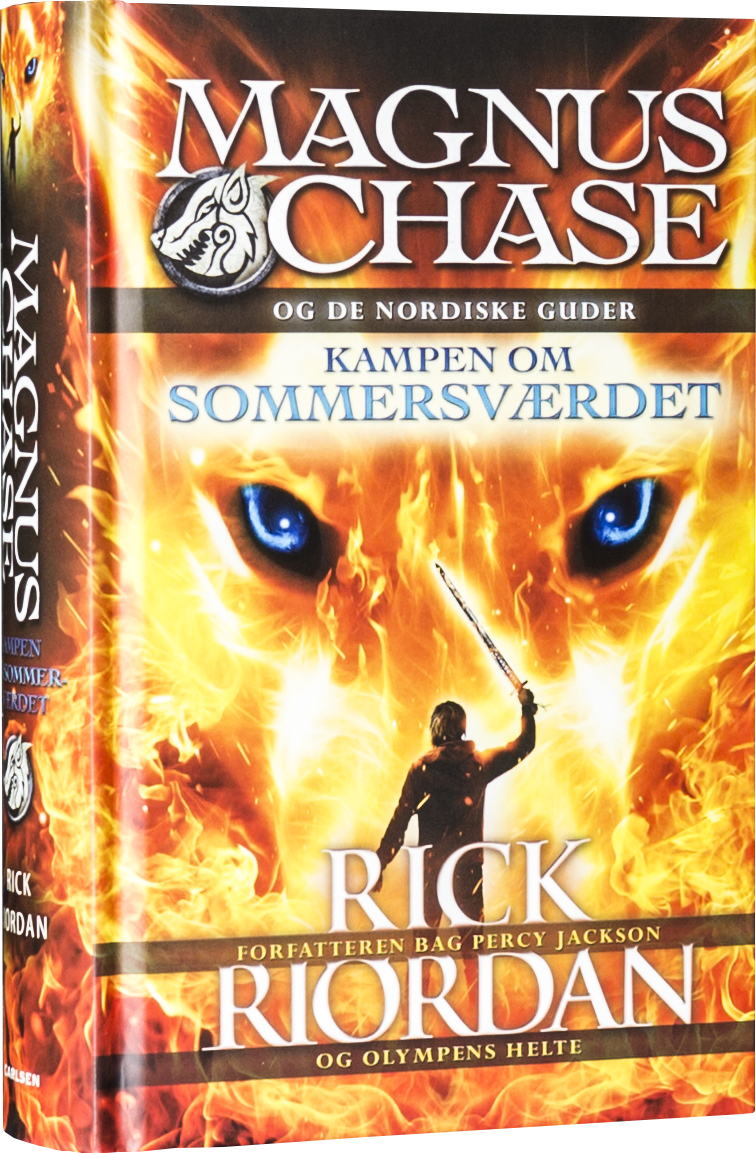 Magnus Chase, Rick Riordan, fantasy
