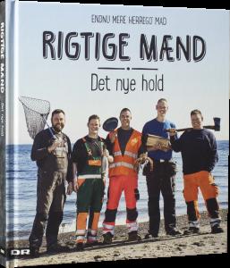 rigtige mænd det nye hold bog kogebog opskrifter