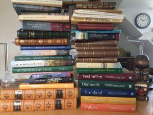Bøger om Peter von Scholten