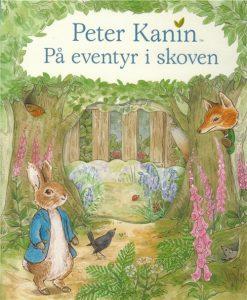 Peter kanin, Peter kanin på eventyr i skoven, børnebøger