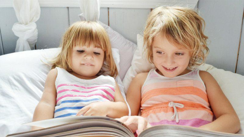Børnebøger, børnebog, sommerferie, sommerferielæsning