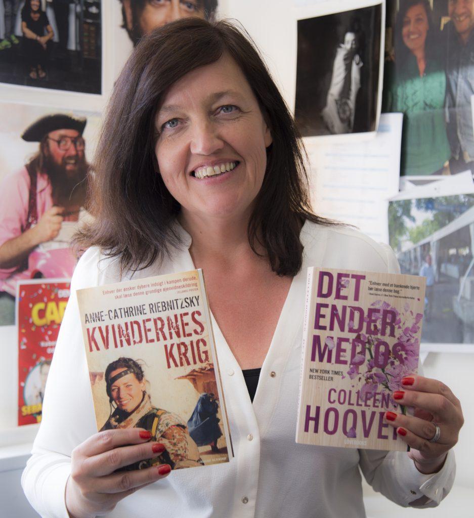 Ferielæsning, Riebnitzky, Kvindernes krig, Colleen Hoover