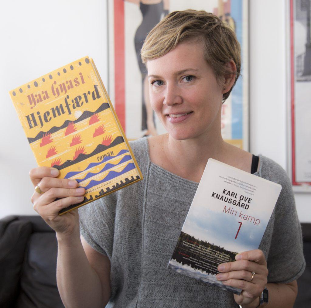 Ferielæsning, Yaa Gyasi, Hjemfærd, Karl Ove Knausgård, Min kamp