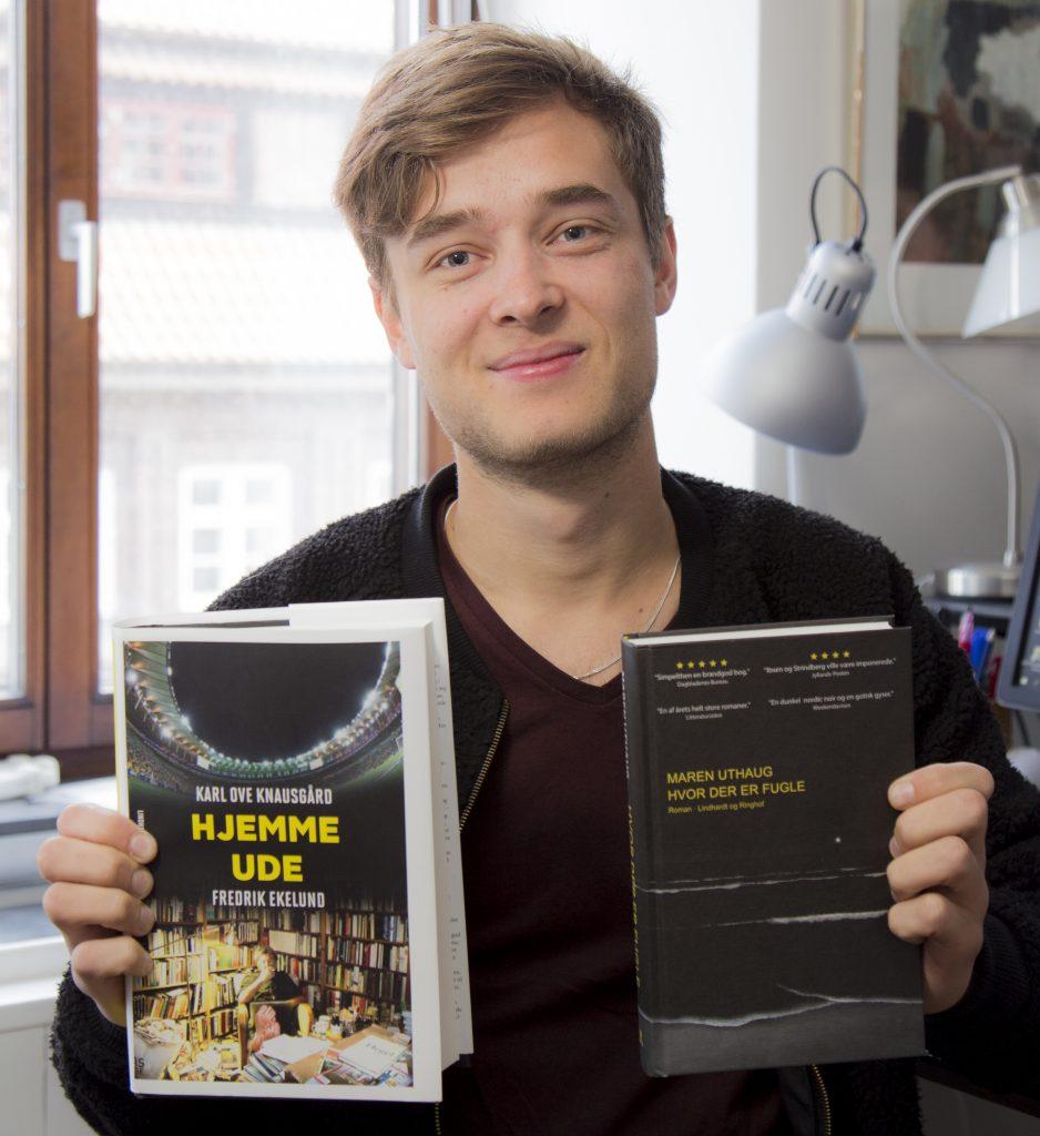 Ferielæsning, Maren Uthaug, Karl Ove Knausgård