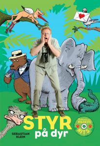 Styr på dyr, Sebastian Klein, børnebøger, Den store carlsen kavalkade