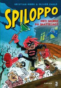 Spiloppo, Oliver Zahle