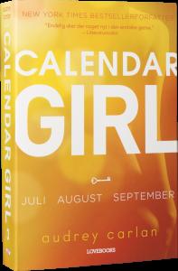 Calendar Girl Audrey Carlan Lovebooks