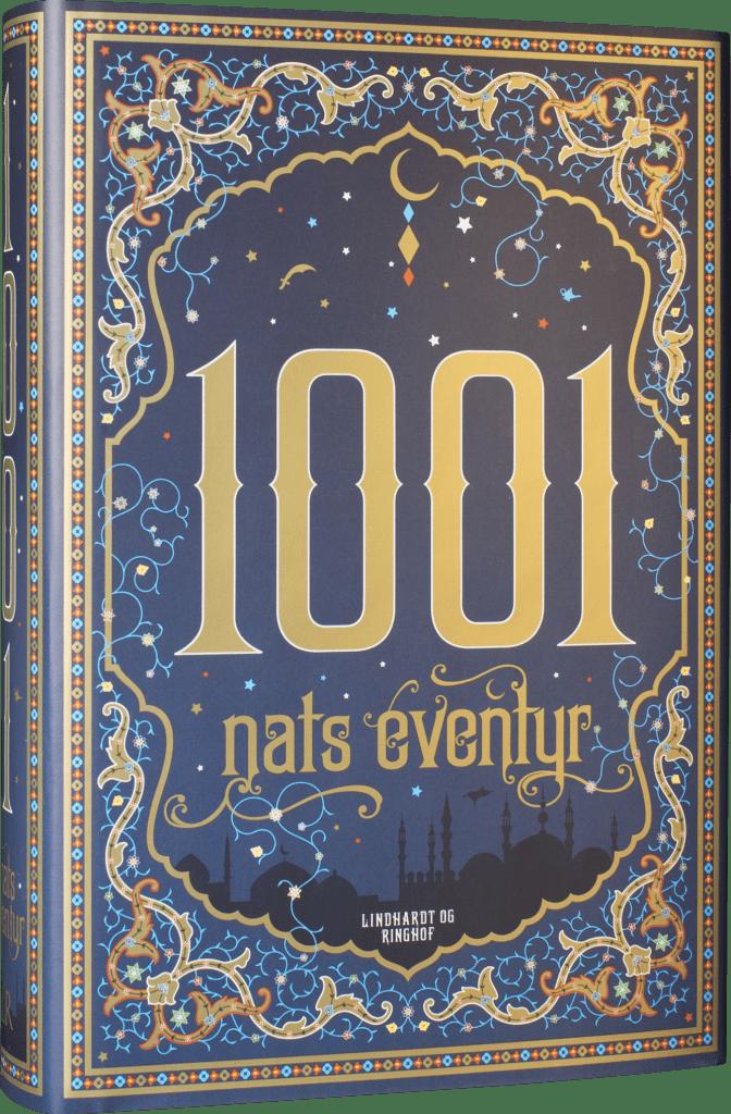 studentergave, student, studentergilde, gave til student, boggave, ung, roman, klassiker, skønlitteratur, 1001 nats eventyr, eventyr, fantasi, aladdin