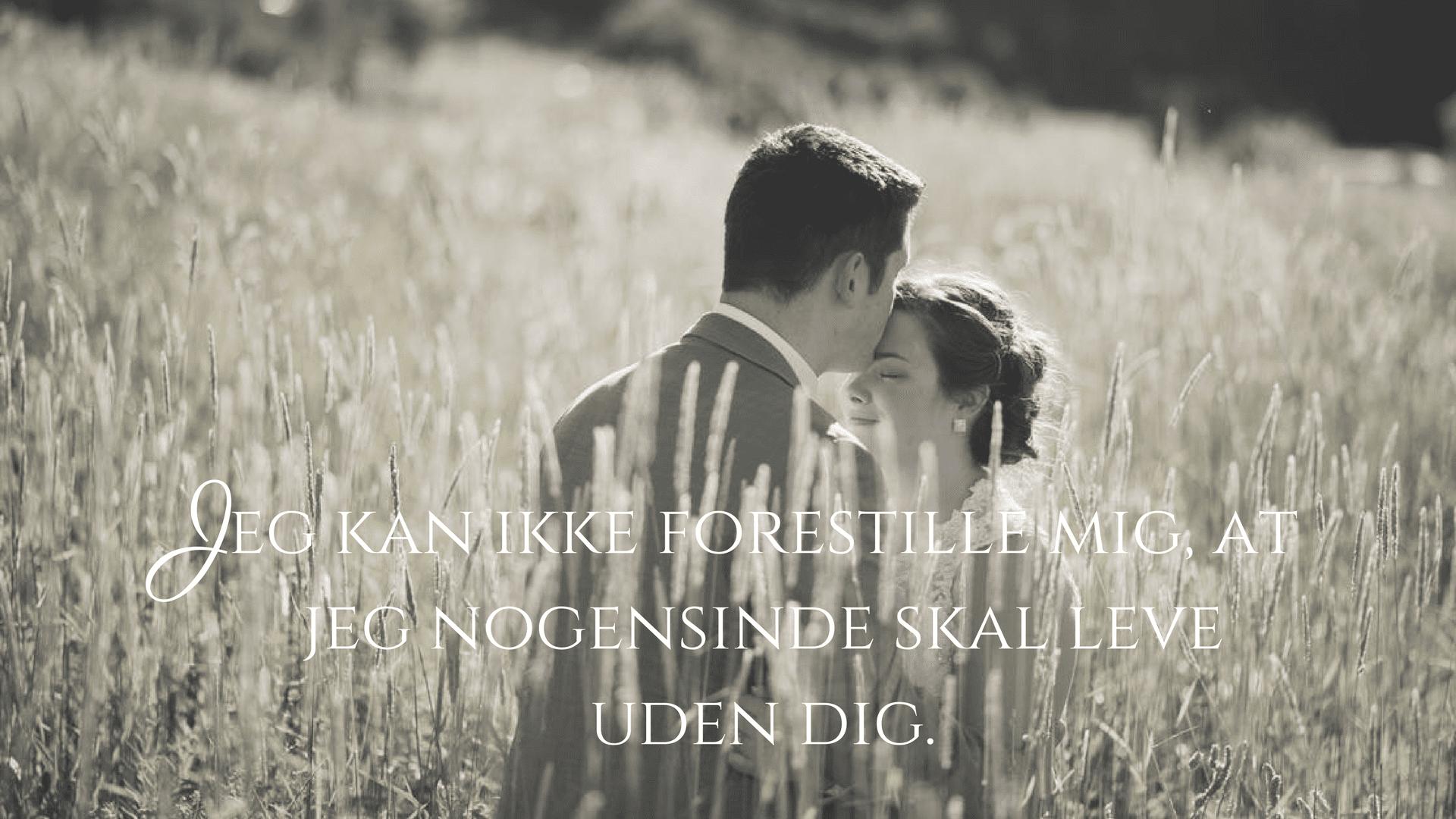 smukke citater om kærlighed