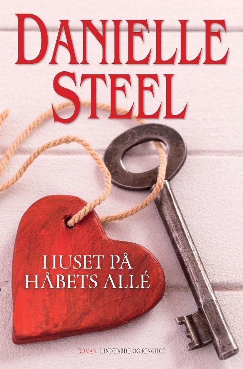 sommerlæsning paperbacks lindhardt & ringhof forlag Danielle Steel Huset på Håbets Allé