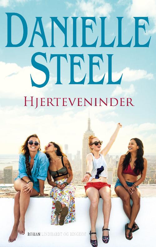 Danielle Steel, hjerteveninder, romantiske bøger, kærlighedsbøger, romance