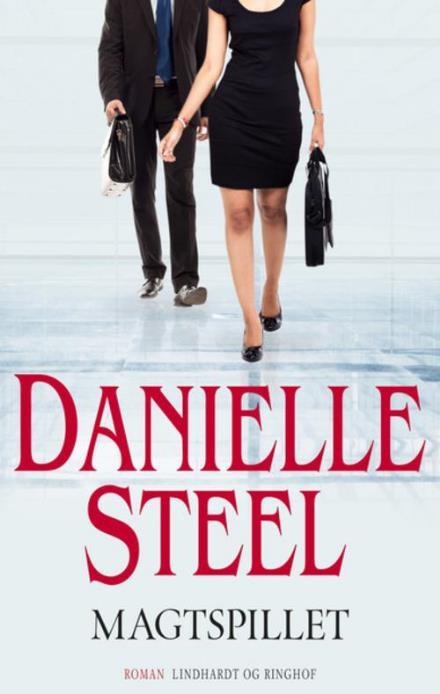 Danielle Steel, Magtspillet, kærlighedsroman, kærlighedsromaner