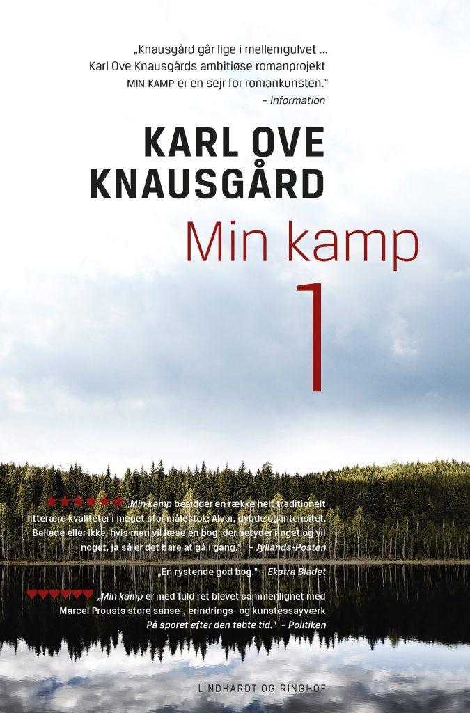 sommerlæsning paperbacks lindhardt & ringhof forlag Karl Ove Knausgård Min kamp