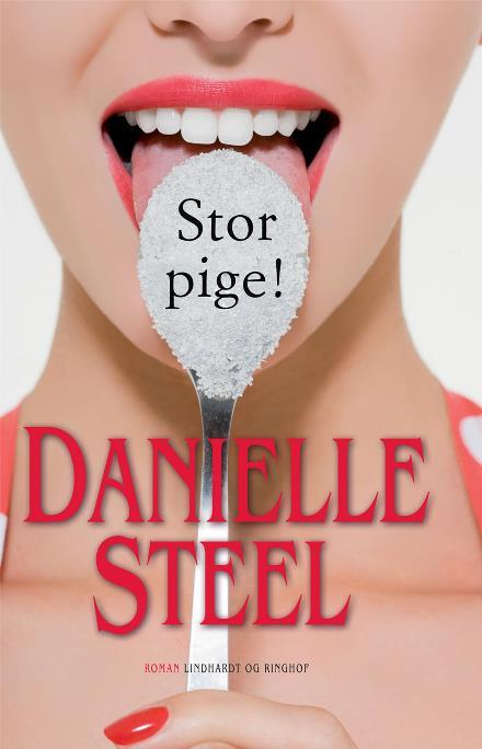 Danielle Steel, Stor pige!, kærlighedsroman, kærlighedsromaner