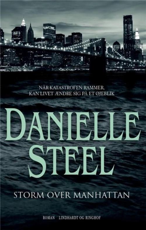 Danielle Steel, storm over Manhattan, romantiske bøger, kærlighedsbøger, romance