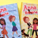 Mød Anna, Banana – ny skøn serie til de 6-9-årige
