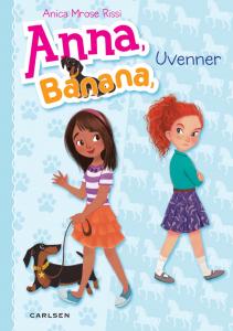 Anna, Banana, Anica Rissi, pigebøger, bøger til piger