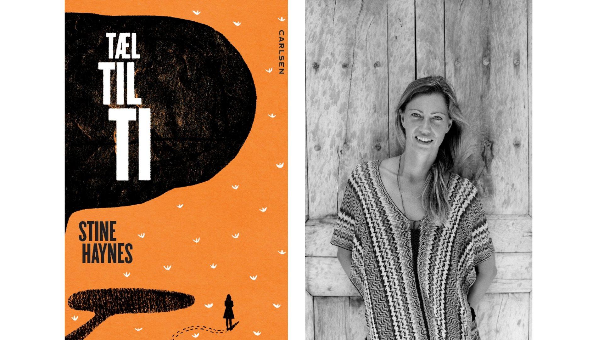 Stine Haynes, Tæl til ti, børneboger, bøger til twees
