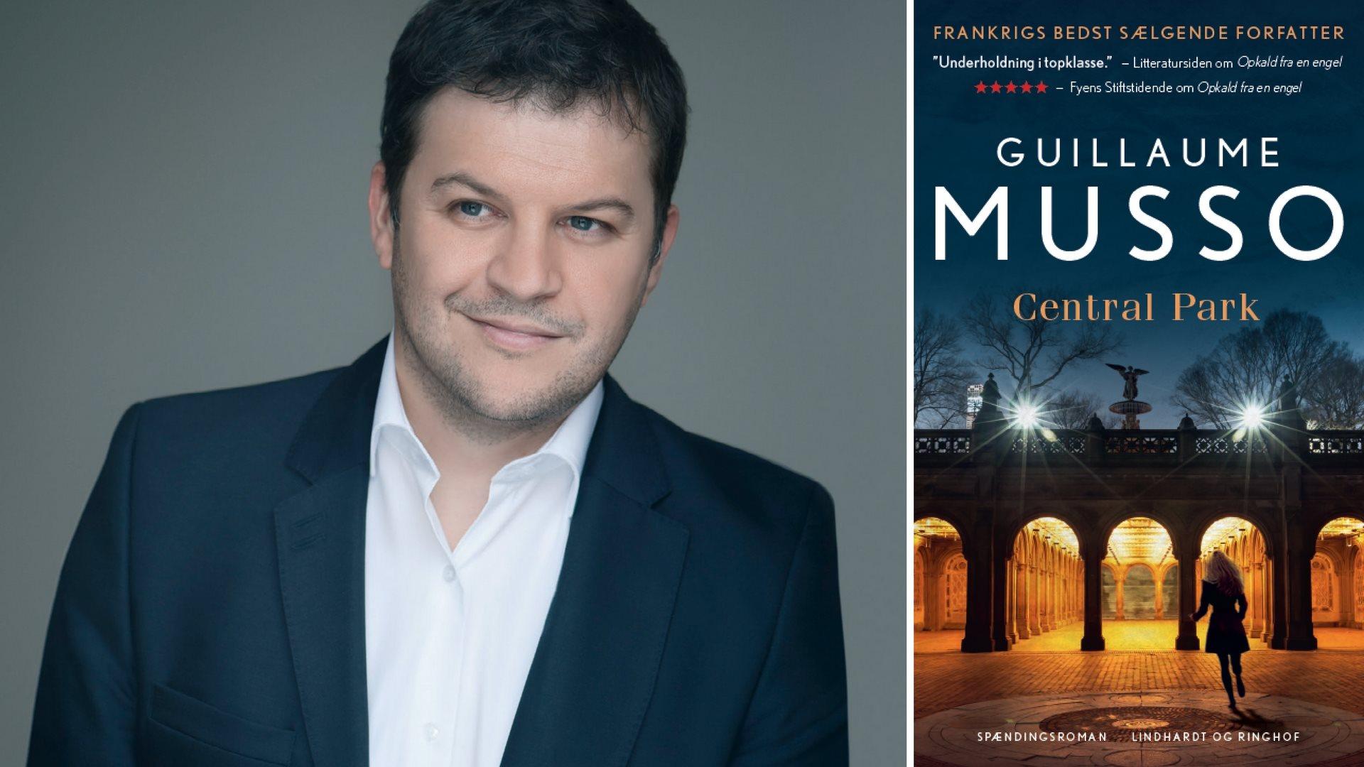 Guillaume Musso Central Park Opkald fra en engel