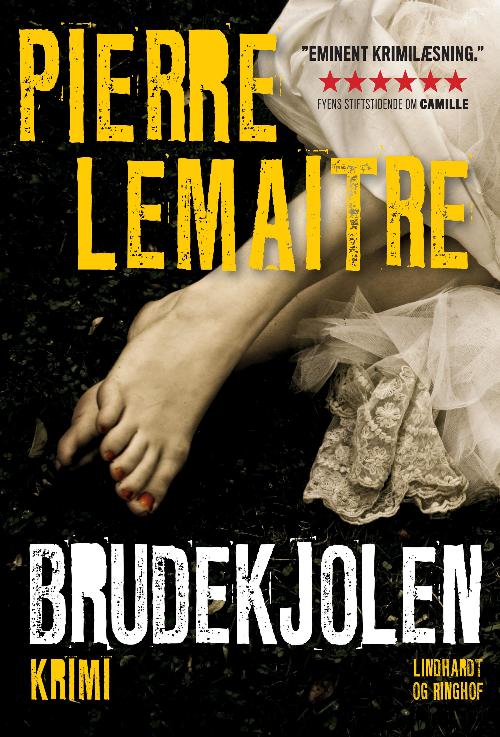 Pierre Lemaitre, Brudekjolen, fransk krimi, krimi