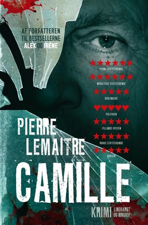 Pierre Lemaitre, Camille Verhoeven, krimitriologi, krimiserie, krimi, Camille