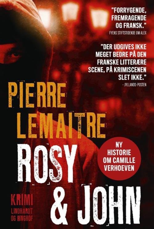 Pierre Lemaitre, Camille Verhoeven, krimitriologi, krimiserie, krimi, Rosy & John