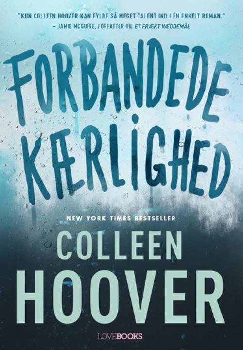 kærlighedsromaner lovebooks colleen hoover forbandede kærlighed