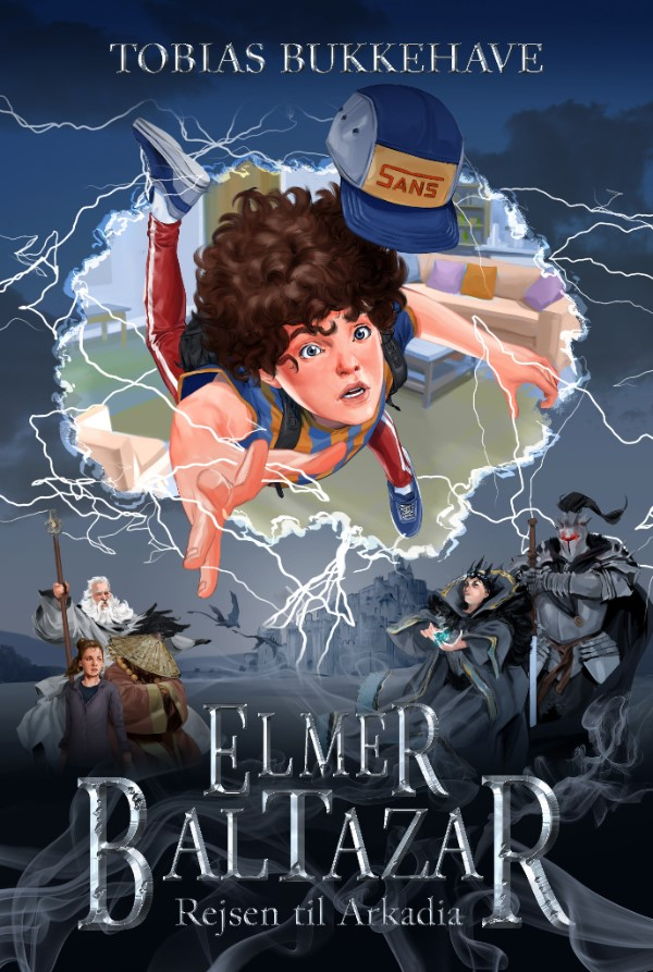 Elmer Baltazar, Tobias bukkehave, børnebøger, fantasy, højtlæsning