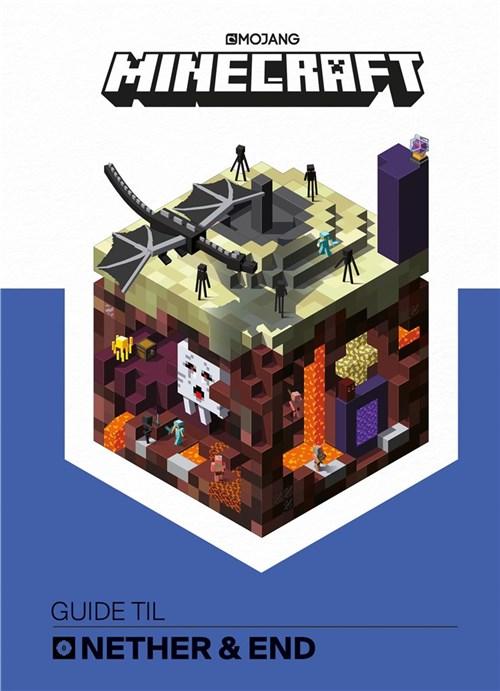 minecraft, bøger om minecraft, minecraft guide, børnebøger
