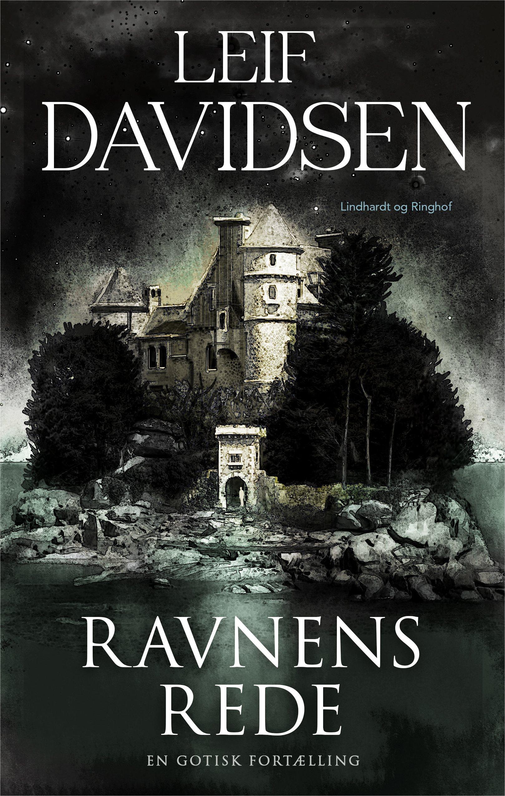 rækkefølgen på Leif Davidsens bøger, krimier, Leif Davidsen, gotiske romaner
