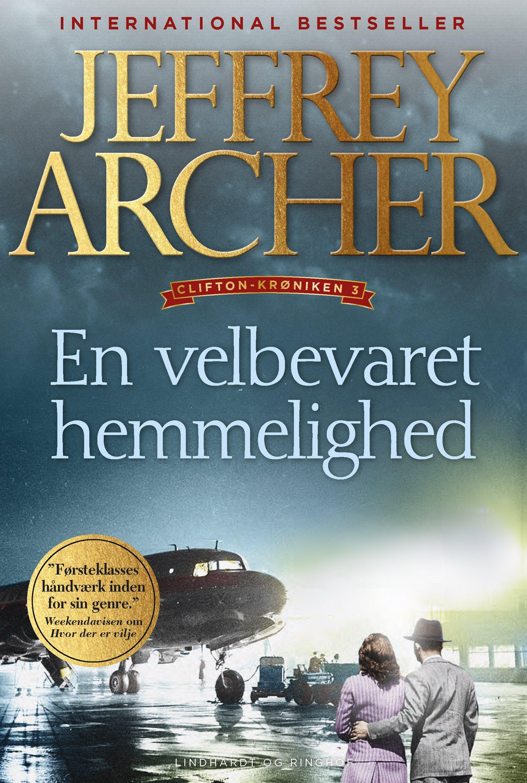 Jeffrey Archer, Clifton krøniken, slægtsroman, episk fortælling, 2. verdenskrig,