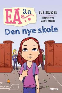 Ea 3.a, skoleskift, bøger om at skifte skole, ny skole, børnebøger