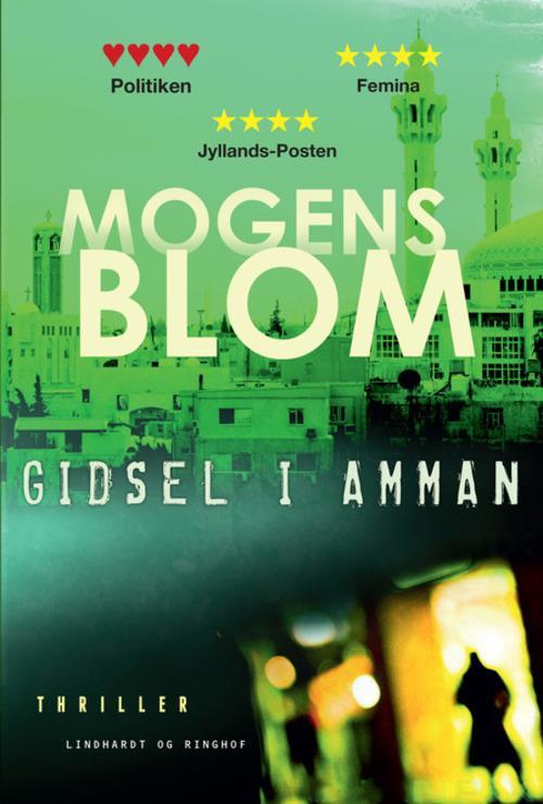 Spionromaner, Gidsel i Amman, Mogens Blom