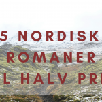 15 nordiske romaner til halv pris