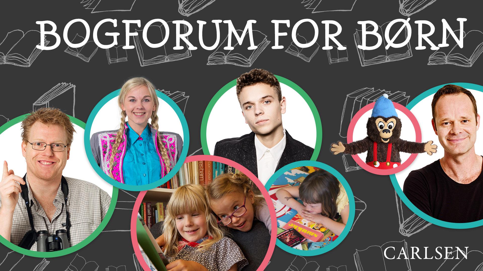 BogForum, vogorum 2017, bogforum for børn, børnebogsforum, forlaget carlsen