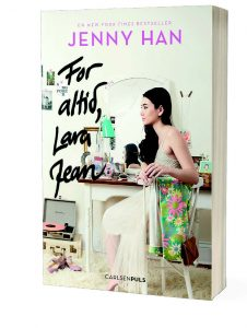 Jenny Han, laura jean, carlsenpuls, young adult, ya, for altid laura jean